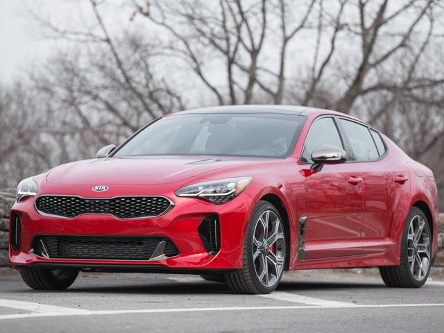 Here Are The Used Sport Sedan Deals You Can Get For The Price Of A Kia Stinger GT