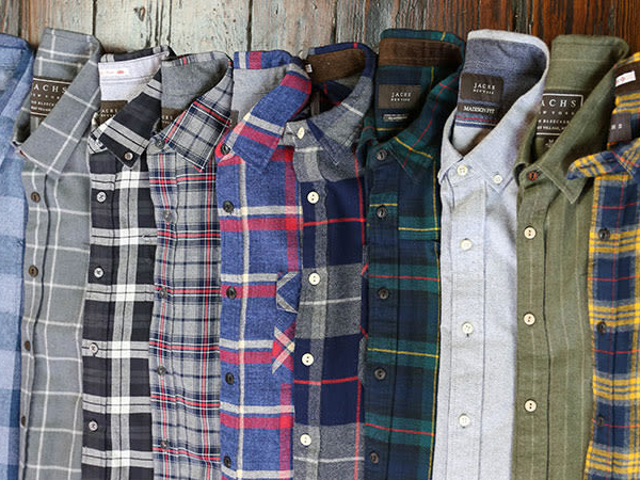 Black Friday Steal: Tag 60% Off Jachs Apparel Including Flannels, Chinos, Sweaters, & More