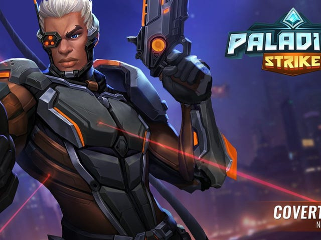 Paladins Developer Says It's Fired Contractor For Using Overwatch Art In Ad