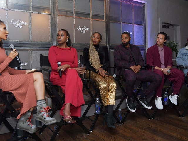 Sundance 2020: Insecure Is Very Secure in How It Truly Showcases Diversity on Set