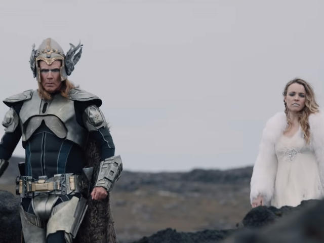 Will Ferrell and Rachel McAdams are wannabe Icelandic pop stars in Netflix's Eurovision Song Contest trailer