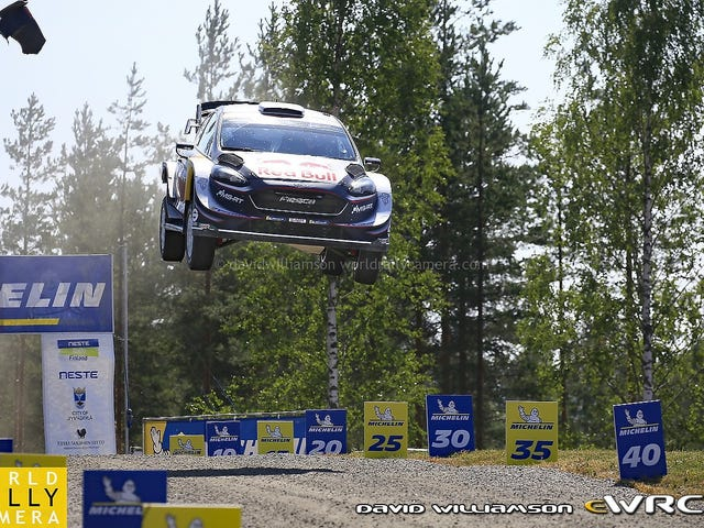 Fantasy WRC Preview: That's Not Photoshopped (Updated)