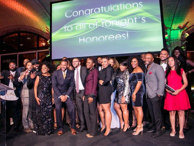 Le gala Root 100 2016 a célébré le meilleur de l'art noir, de l'athlétisme, de l'activisme et plus encore
