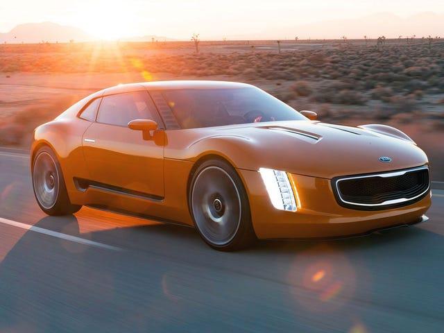 Kimse basit bir ucuz spor araba inşa etmek için topları yok
