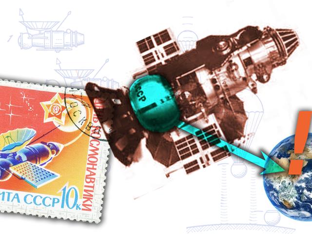 Một tàu thăm dò sao Kim của Liên Xô thất bại có thể vừa mới quay trở lại trái đất trong năm nay, vì vậy hãy đứng lên