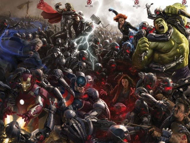 Are We Getting a New Avengers Line-Up at the End of Age of Ultron?