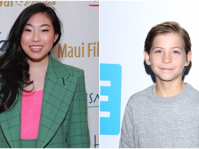 Awkwafina and Jacob Tremblay might also go under the sea for The Little Mermaid