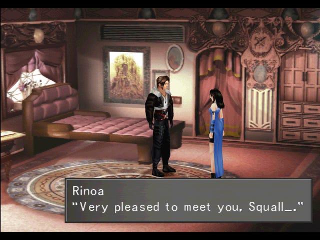 Final Fantasy VIII Remaster Addresses A Classic Meme