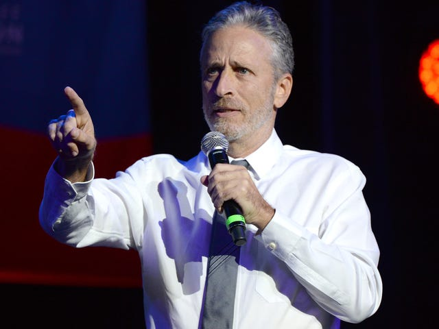 Jon Stewart Is Coming Back to You