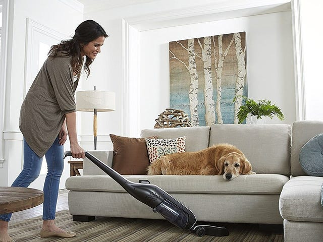 Cut The Cord With This Deeply Discounted Hoover Vacuum