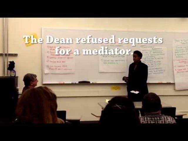यूसी बर्कले स्टूडेंट्स ने अपने जातिवादी प्रोफेसर के लिए टीच-इन रखा