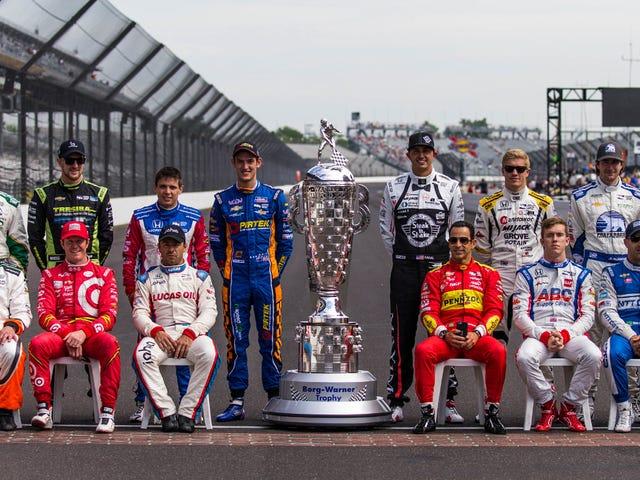 Den verkliga orsaken var att det var så svårt att komma på Indy 500-nätet i år