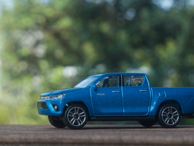 Toyota Truck Thursday: Majorette Hilux