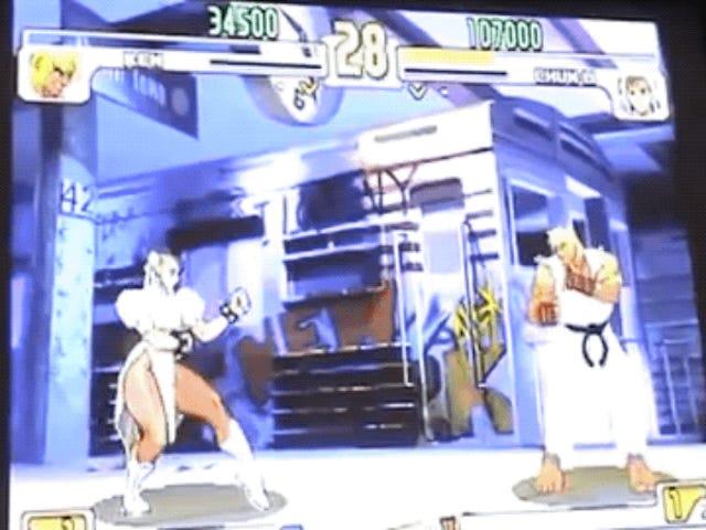 Sale a la luz un vídeo inédito del combate más épico en la historia de Street Fighter