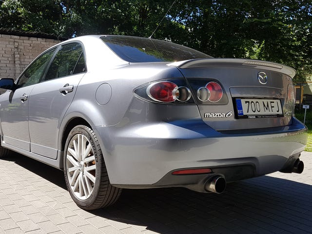 Mazda 6 MPS pictures