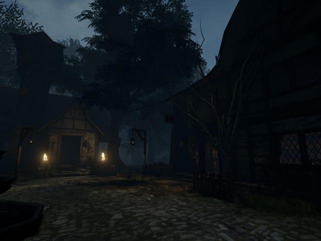 <i>World of Warcraft</i> &#39;s Duskwood er Chilling i Unreal Engine 4