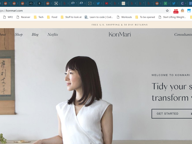 How to KonMari Your Browser Tabs
