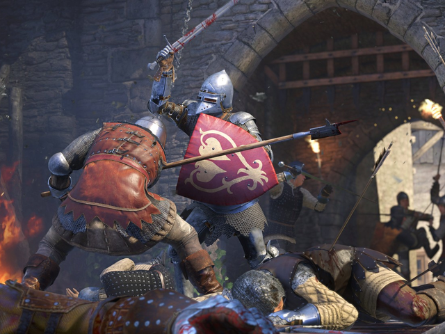 Kingdom Come: Deliverance's Xbox Patches Are A Mess [UPDATE]