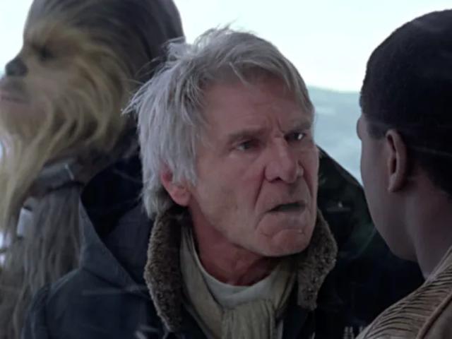 """Harrison Ford en su regreso de Star Wars: """"No tengo idea de qué es un fantasma de la fuerza, y no me importa"""""""