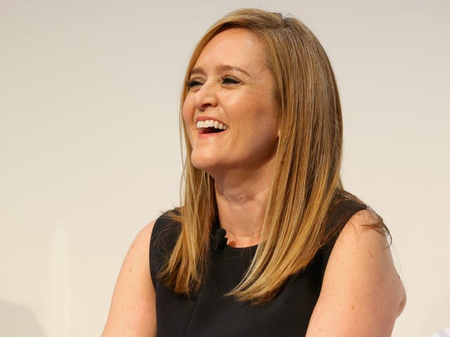 Samantha Bee Got Into a Twitter Fight With Her Own Network Over Sexist Hillary Clinton Video