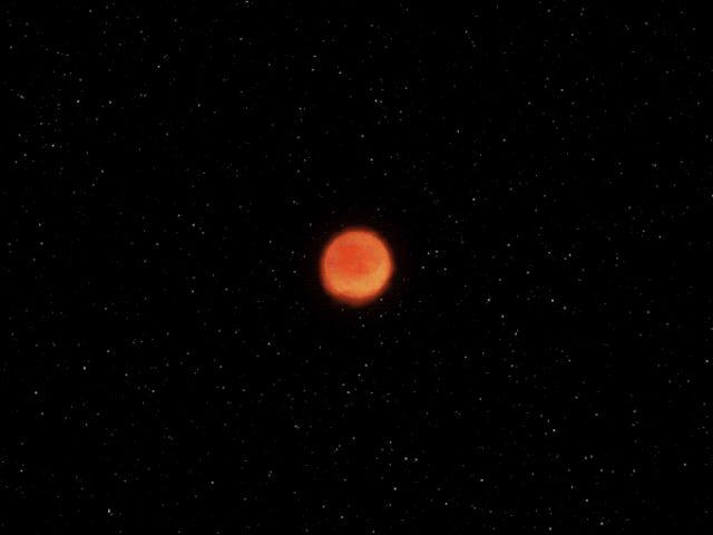 Рідкий тип наднових гасить зірку безпрецедентної швидкості