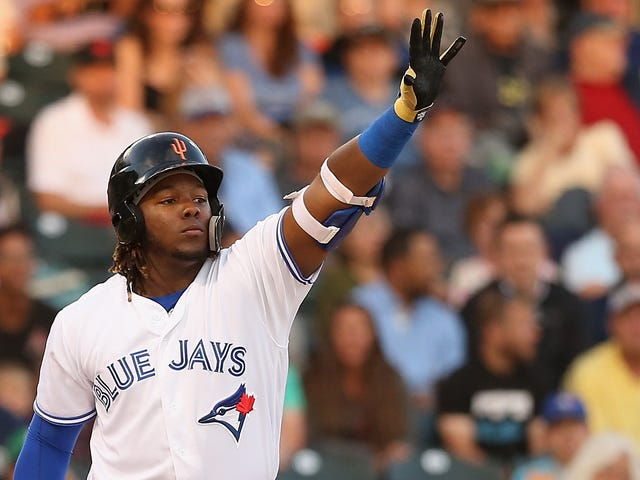 Oh Come On, The Blue Jays Still Won't Commit To Calling Up Vlad Guerrero Jr.
