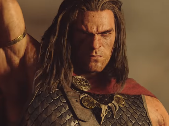 Conan Unconquered Is A Real Time Strategy Game Without Any Fresh Ideas Of Its Own
