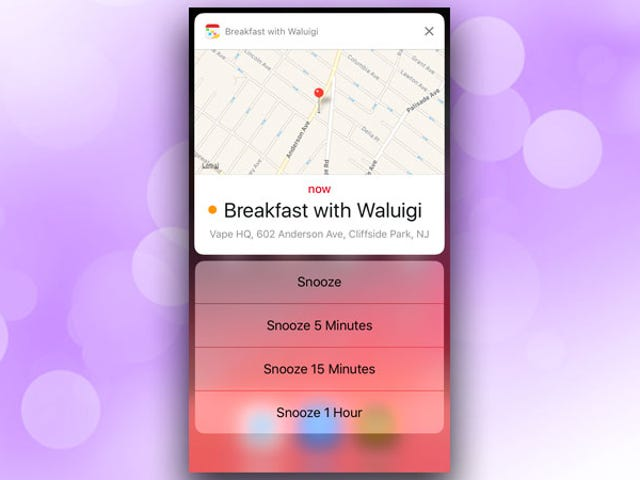 Fantastical for iPhone Adds Rich Notifications and iMessage Stickers