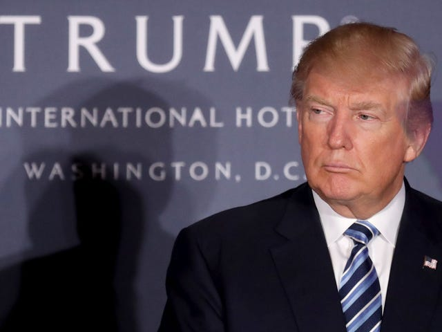 Trump's Inaugural Fund Spent More Than $1.5 Million at Trump International Hotel: Report