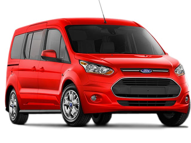 First Gear- 2015 Ford Transit Connect