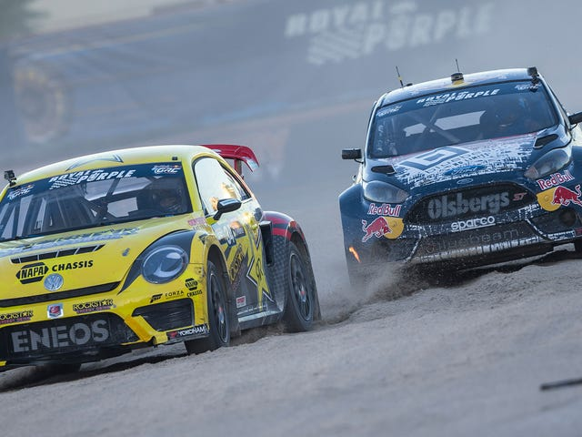 Global Rallycross Releases 2016 Schedule, Confirms That Running Both WorldRX And GRC Is Impossible