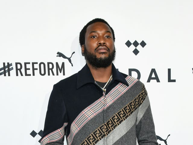 'Real Life For a Black Kid in America': Free Meek Docuseries to Premiere Summer 2019 on Amazon Prime