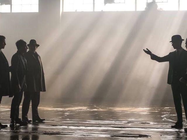 Gotham'ın sezon finali, tatlı ve uğursuz arasında bir denge kuruyor