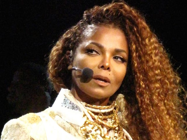 Janet Jackson Postpones Tour For Surgery, World Weeps