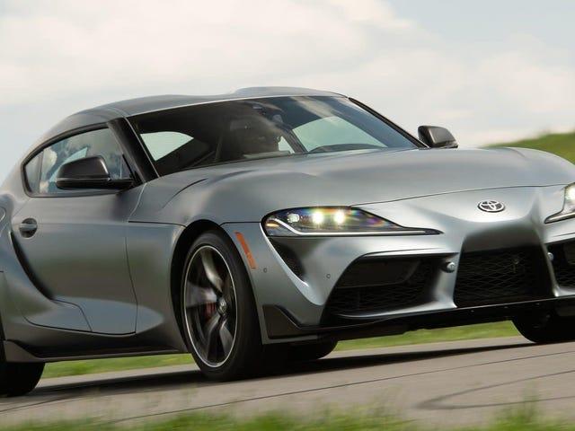 Tes Dyno Lain Mengungkap Toyota Supra 2020 Memiliki Kekuatan Lebih Daripada Diiklankan