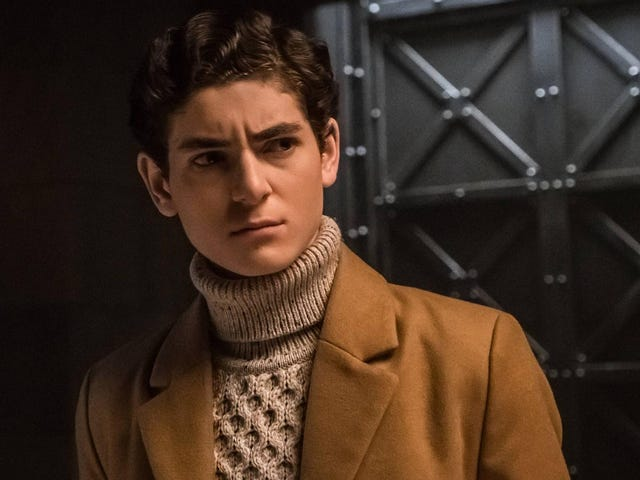Gotham's Been Renewed for One Last Season so Bruce Can Finally Become Batman