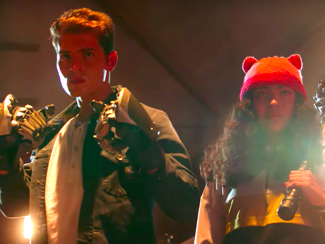 Marvel's Runaways reveals a new threat—and its first crossover—with this season 3 trailer