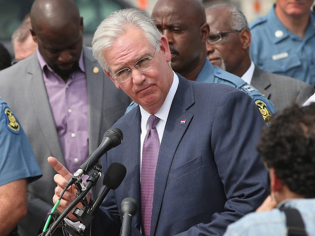 ​Missouri Gov. Declares State Of Emergency, Imposes Curfew in Ferguson
