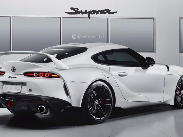 The New Toyota Supra Needs This