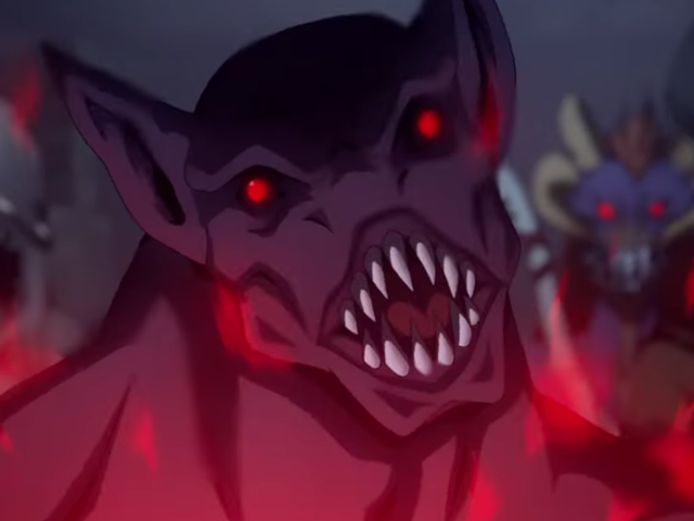 Vampires are still just the worst in the new trailer for Netflix's Castlevania