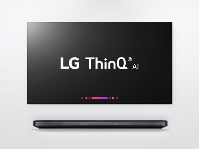 To Make Its Awesome TVs Better, LG Is Looking Deep Inside