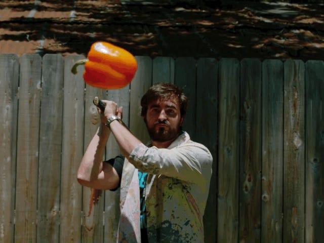 At skære frugt i luften med en sabel er ikke så let, da videospil har fået dig til at tro
