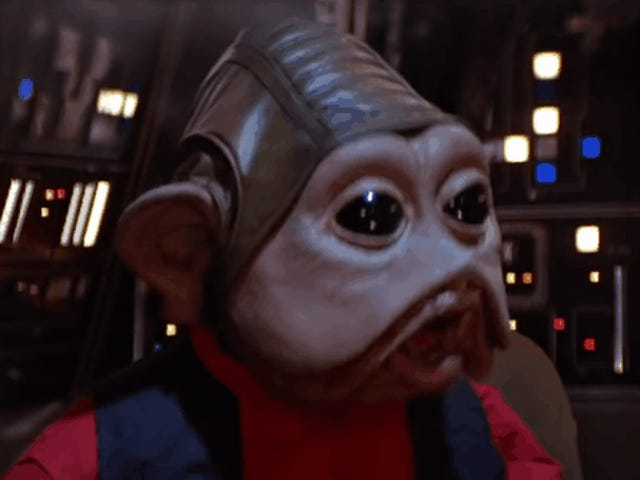 No One Is Sure If Nien Nunb Is Alive or Dead