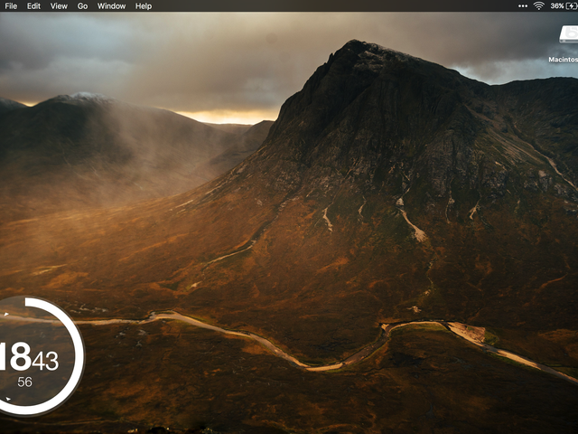 The Highlands Desktop