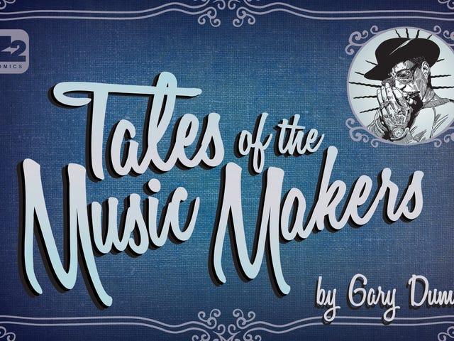 ThisMusic Makersfirst look showcases Harvey Pekar's final comics work