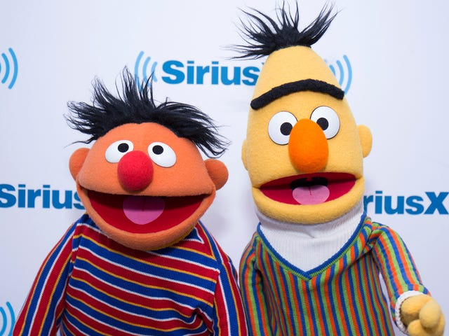 Last Call: The status of Bert and Ernie's relationship