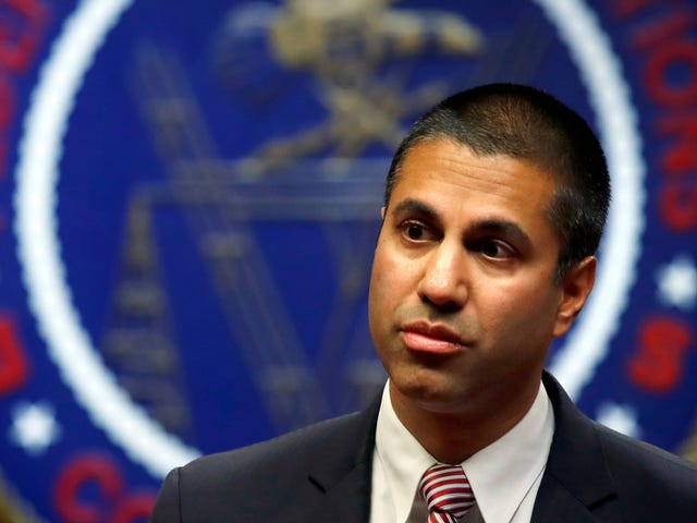 FCC's Ajit Pai Blames Former CIO for Bogus 'DDoS' Attack Claims—Also Obama