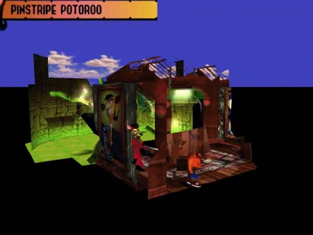 <i>Crash Bandicoot</i> Remaster klargør Potoroo Gangster&#39;s Fantasy
