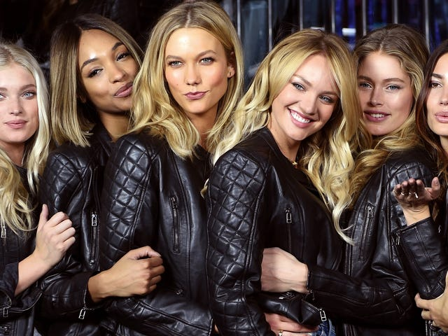 Models Are Reportedly Leaving Victoria's Secret Over Shitty Pay