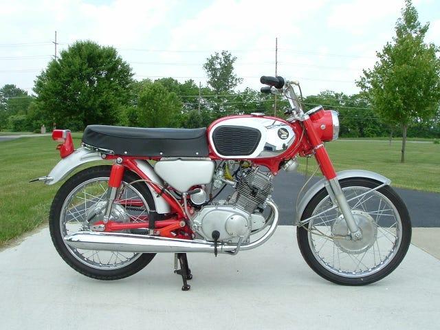Good First Bike? Honda CB160